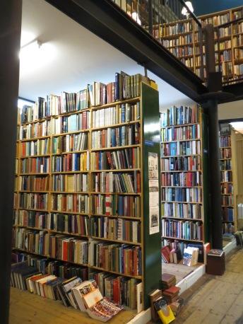 Leakey's Second-hand Bookshop