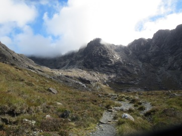 The Cuillin, aka Mordor