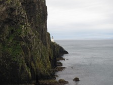 Neist Point and its lighthouse