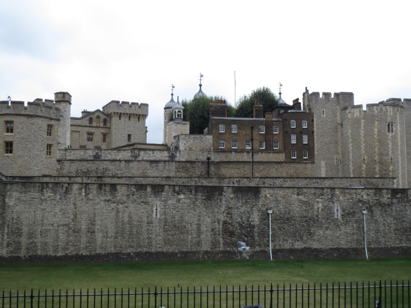 Tower of London, etc.